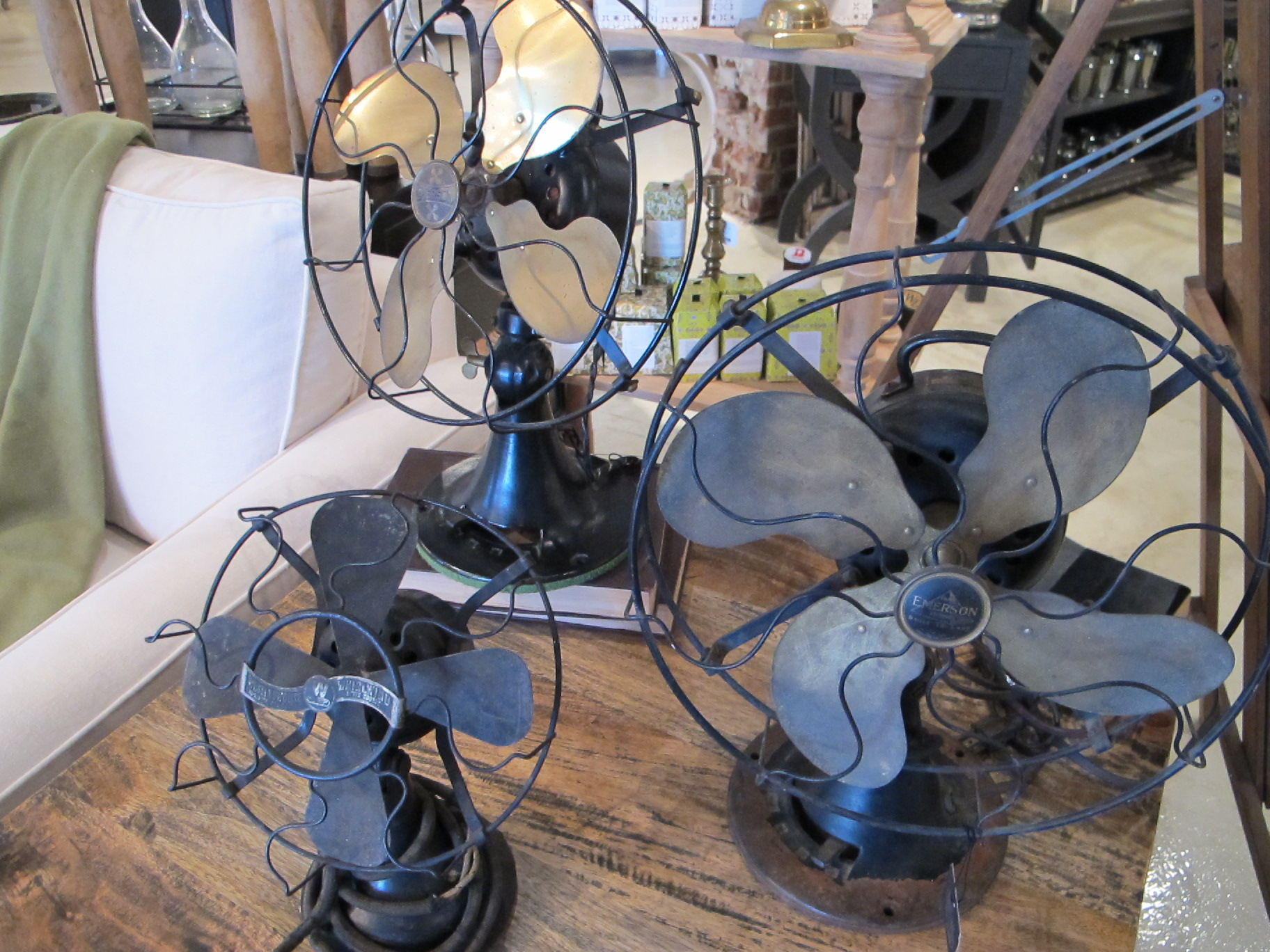 Ceiling fans fans and ceilings on pinterest for Repurpose ceiling fan motor